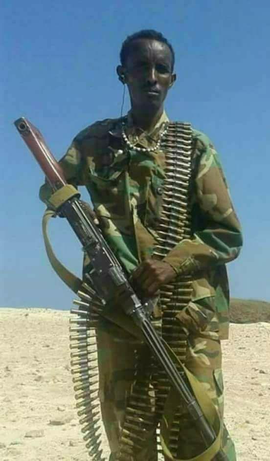 Cabdiqaadir Warsame Ahmed (Sanka)